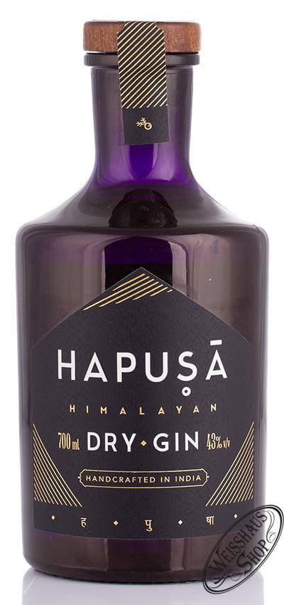 Blue Ocean Beverages PVT LTD Hapusa Himalayan Dry Gin 43% vol. 0,70l