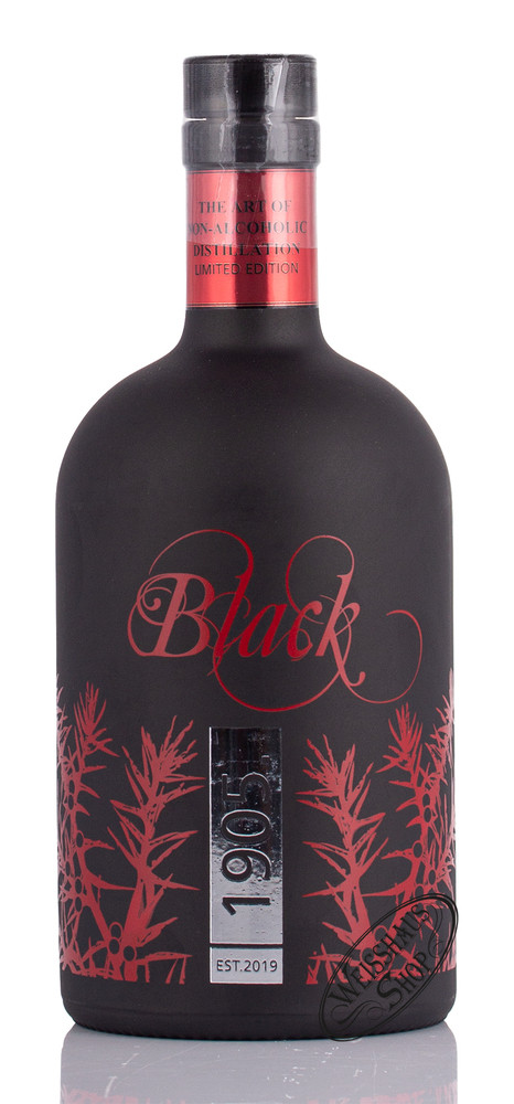 Gansloser Distillers Cut alkoholfreie Spirituose 0,50l