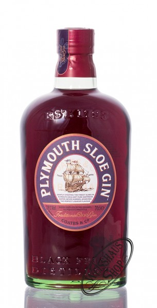 Plymouth Sloe Gin 26% vol. 0,70l