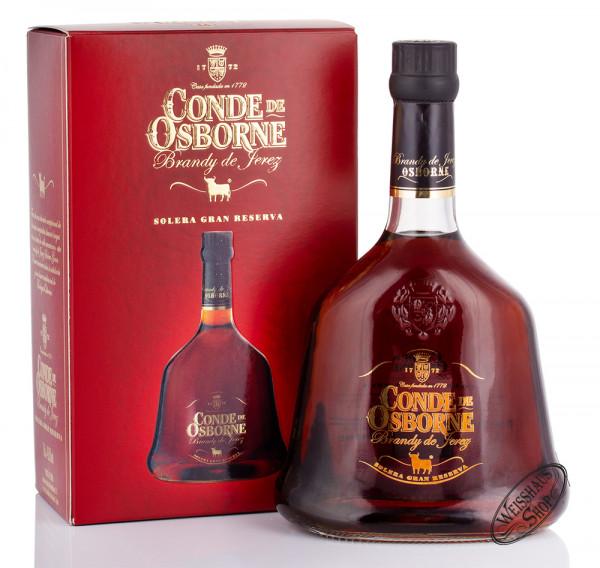 Osborne Conde de Osborne Brandy 40,5% vol. 0,70l