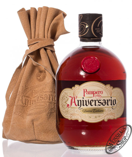 Pampero Aniversario Rum 40% vol. 0,70l