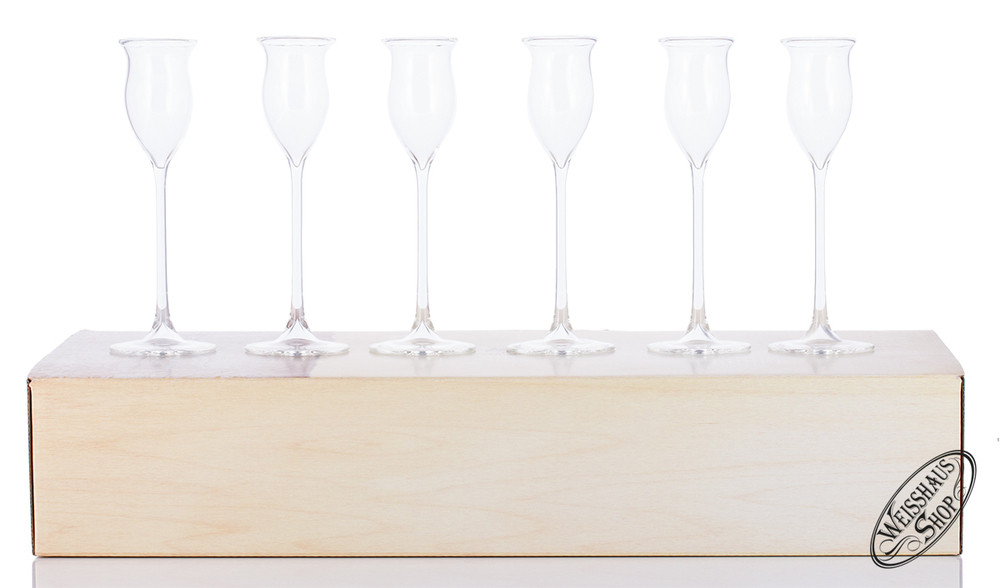 Rochelt Schnapsglas 6er Karton