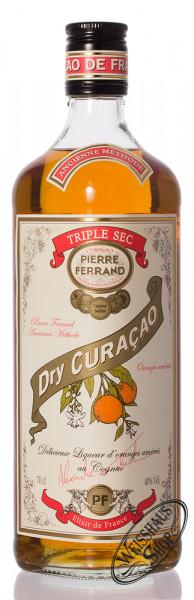 Pierre Ferrand Triple Sec. Dry Curacao 40% vol. 0,70l