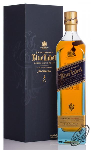 Johnnie Walker Blue Label Blended Malt Scotch Whisky 40% vol. 0,70l