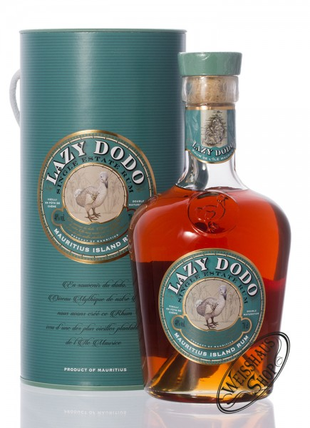 Lazy Dodo Rum 40% vol. 0,70l