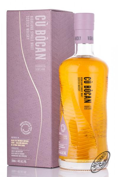 Tomatin Cú Bócan Creation #1 Highland Whisky 46% vol. 0,70l