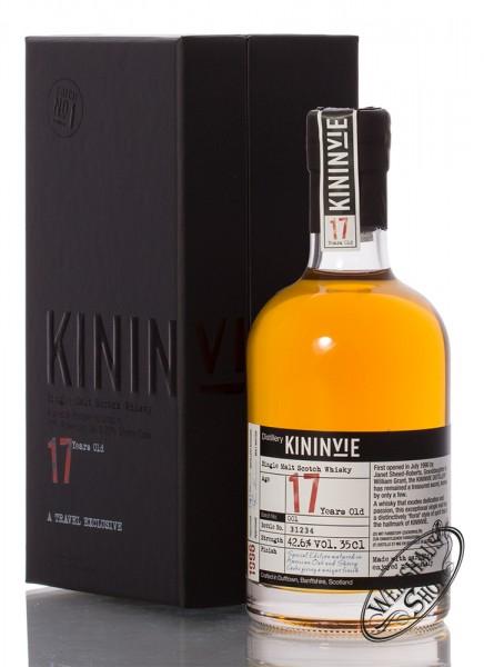 Kininvie 17 YO Single Malt Whisky 42,6% vol. 0,35l