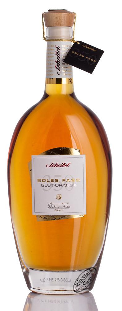 Scheibel Edles Fass 350 Glut-Orange 40% vol. 0,70l