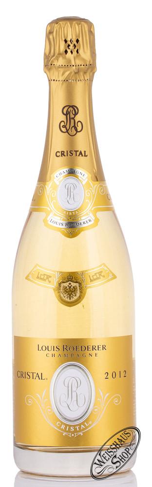 Louis Roederer Cristal Brut 2012 Champagner 12% vol. 0,75l