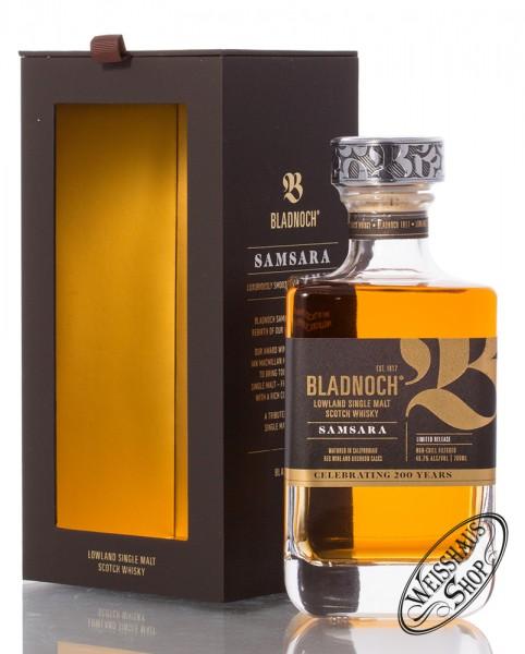 Bladnoch Samsara Whisky 46,7% vol. 0,70l