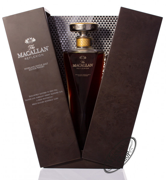 Macallan Reflexion Whisky 43% vol. 0,70l