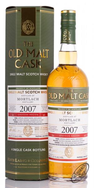 Mortlach 10 YO Hunter Laing 2007 Whisky 57,1% vol. 0,70l