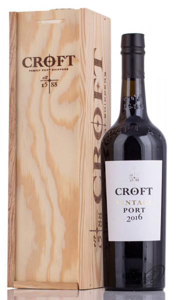 Croft Vintage 2016 Port 20% vol. 0,75l