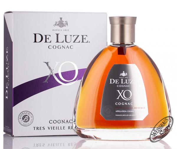 De Luze XO Tres Vieille Reserve Cognac 40% vol. 0,70l