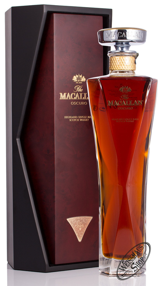 Macallan Oscuro Whisky 46,5% vol. 0,70l