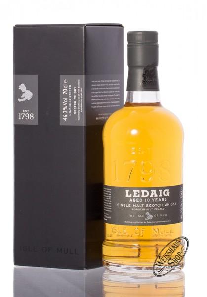 Ledaig 10 YO Whisky 46,3% vol. 0,70l