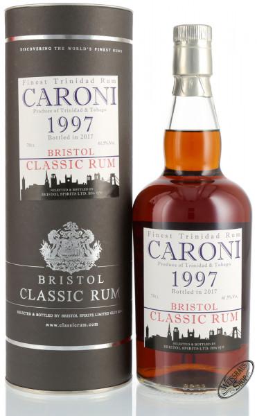 Bristol Caroni 1997 Trinidad Rum 61,5% vol. 0,70l