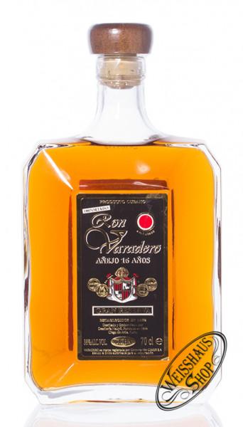 Ron Varadero Gran Reserva 15 YO Rum 38% vol. 0,70l
