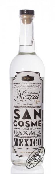 San Cosme Mezcal 40% vol. 0,70l