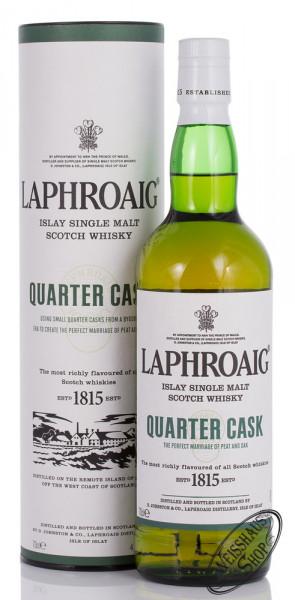 Laphroaig Quarter Cask Single Malt Whisky 48% vol. 0,70l