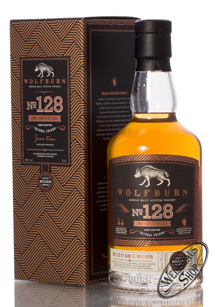 Wolfburn Batch 128 Whisky 46% vol. 0,70l