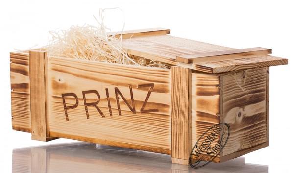Prinz Holzkiste für 1l-Flasche