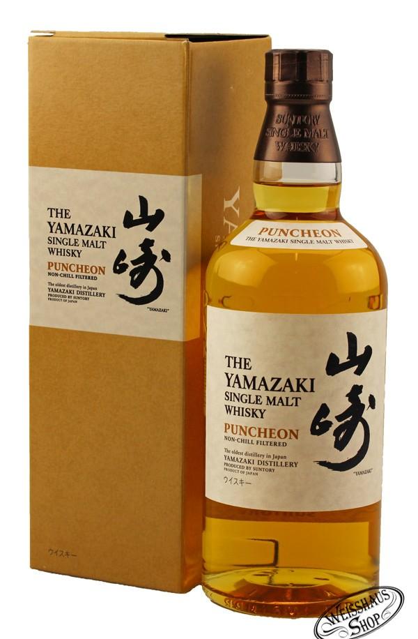 Yamazaki Puncheon Single Malt Whisky 48% vol. 0,70l