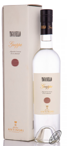 Marchese Antinori Tignanello Grappa 42% vol. 0,50l