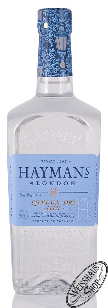 Hayman's Dry Gin 47% vol. 0,70l