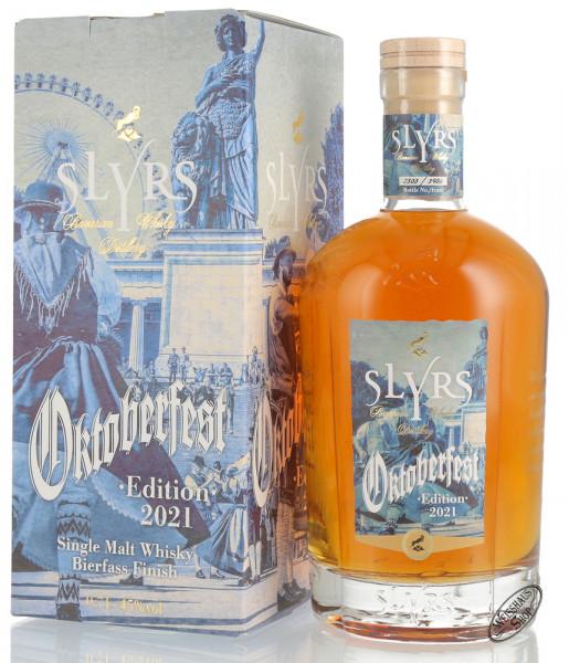 Slyrs Oktoberfest Edition Whisky 45% vol. 0,70l