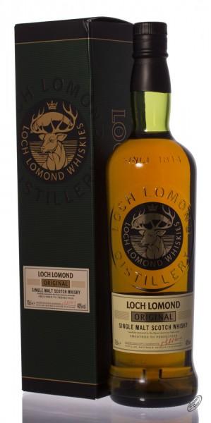 Loch Lomond Single Malt Scotch Whisky 40% vol. 0,70l