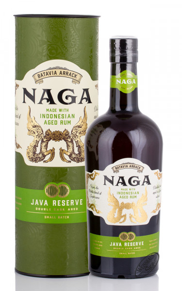 Naga Indonesia Rum 40% vol. 0,70l
