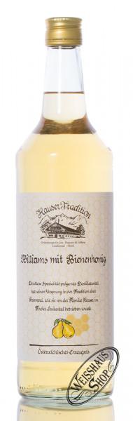 Hauser Willi mit Honig 35% vol. 1,0l