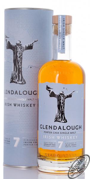 Glendalough 7 Yo Irish Single Malt Whiskey 46 Vol 070l
