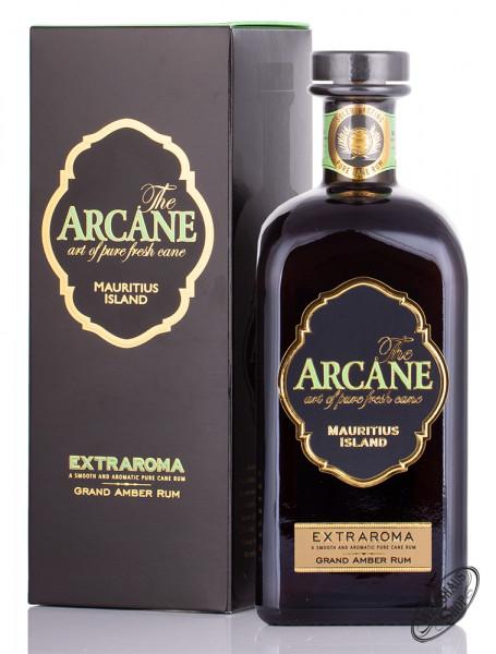 Arcane Extraroma 12 YO Mauritian Rum 40% vol. 0,70l