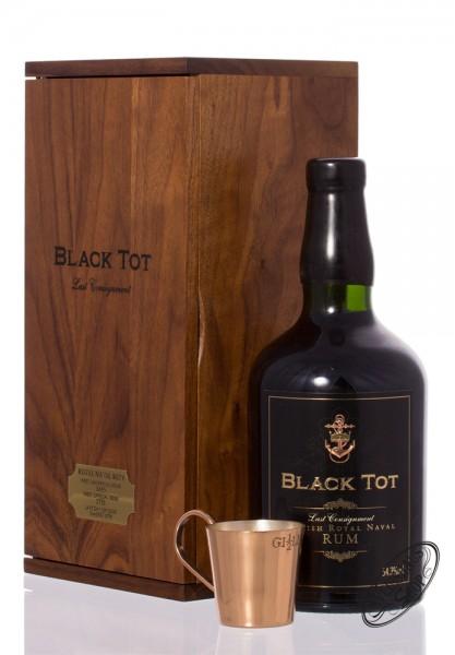 Black Tot Rum The Last Consignment 54,3% vol. 0,70l