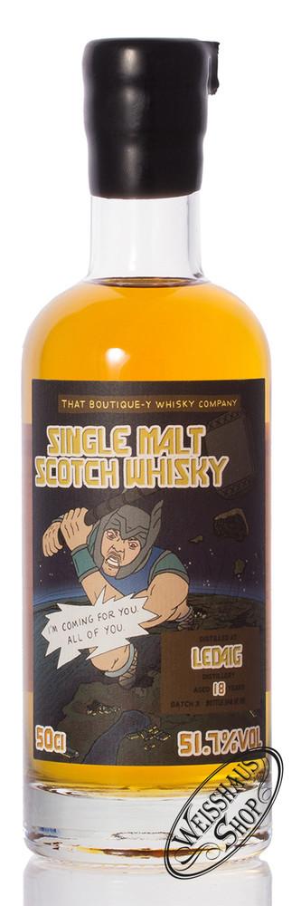 Tobermory Ledaig 18 YO Batch 3 Whisky 51,7% vol. 0,50l