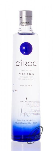 Ciroc Ultra Premium Vodka 40% vol. 0,70l