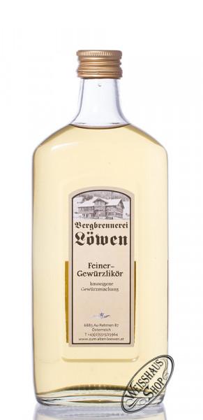 Bergbrennerei Löwen Feiner Gewürzlikör 30% vol. 0,50l