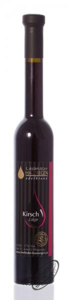 Lechtaler Haussegen Kirsch Likör 17% vol. 0,35l