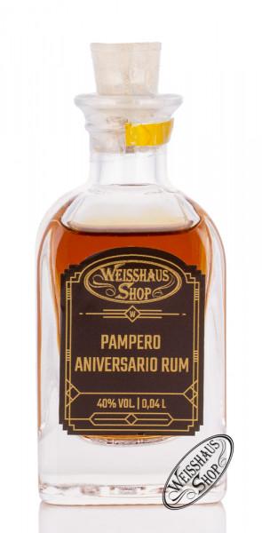Pampero Aniversario Rum 40% vol. 0,04l Weisshaus Sample