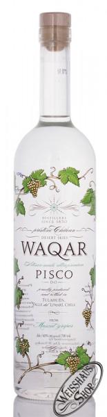Waqar Pisco 40% vol. 0,70l