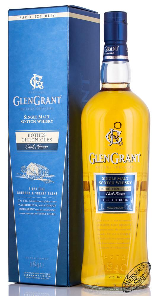 Glen Grant Cask Haven Whisky 46% vol. 1,0l