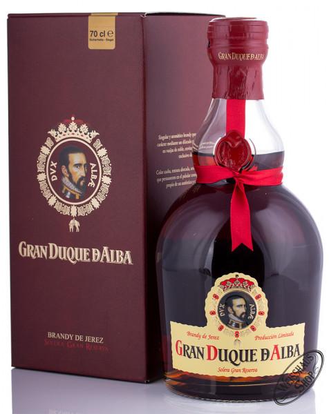 Gran Duque d'Alba Gran Reserva Brandy 40% vol. 0,70l