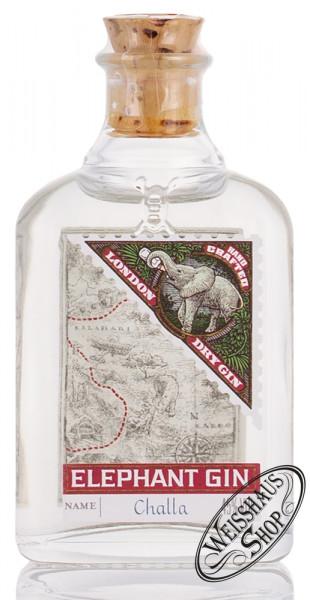 Elephant London Dry Gin Miniatur 45% vol. 0,05l