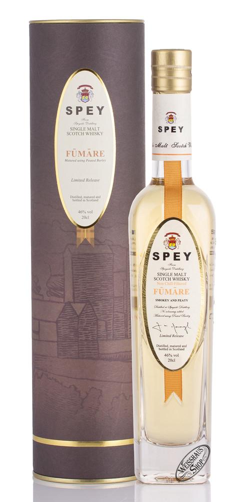 Speyside Distillery Spey Fum�re Whisky 46% vol. 0,20l