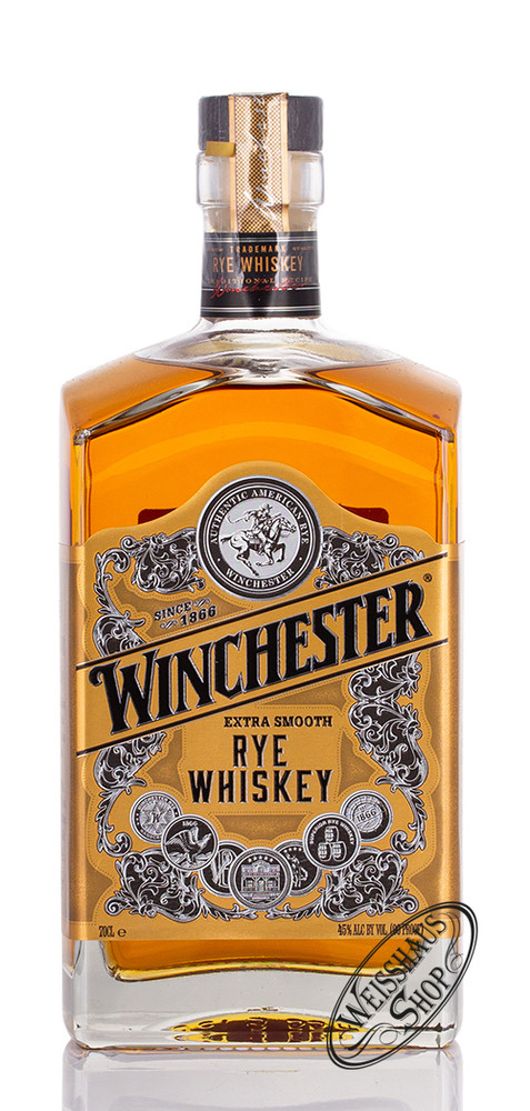 Winchester Distillery Winchester Rye Whiskey 45% vol. 0,70l