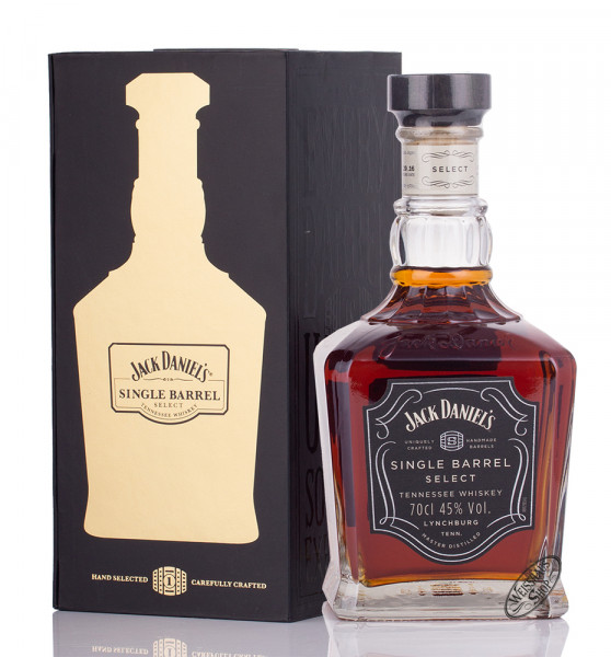 Jack Daniel's Single Barrel Whiskey 45% vol. 0,70l