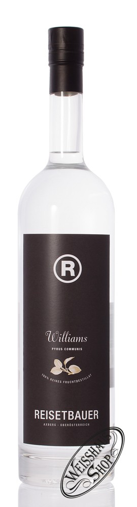 Reisetbauer Williams Brand 41,5% vol. 1,50l Magnumflasche