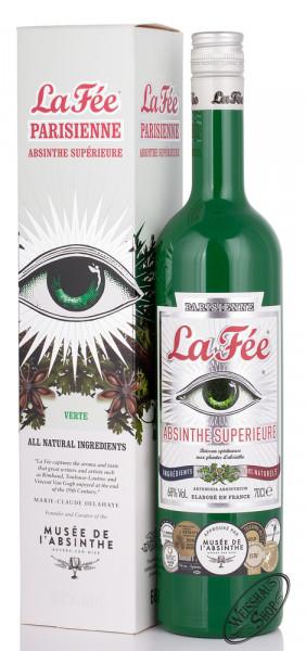 La Fee Parisienne Absinth 68% vol. 0,70l